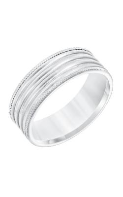 Goldman Engraved Wedding Band 11-8665W75-G product image