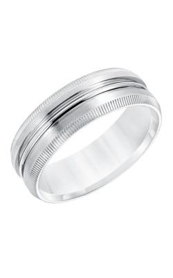 Goldman Engraved Wedding Band 11-8668W7-G product image