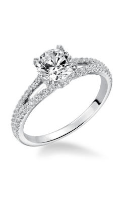 Goldman Classic Engagement Ring 31-892ERW-E product image