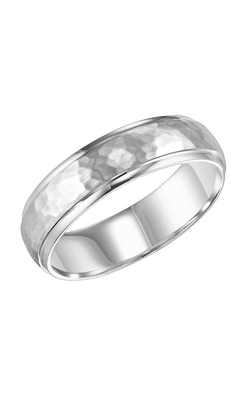 Goldman Engraved Wedding Band 11-7139W6-G product image