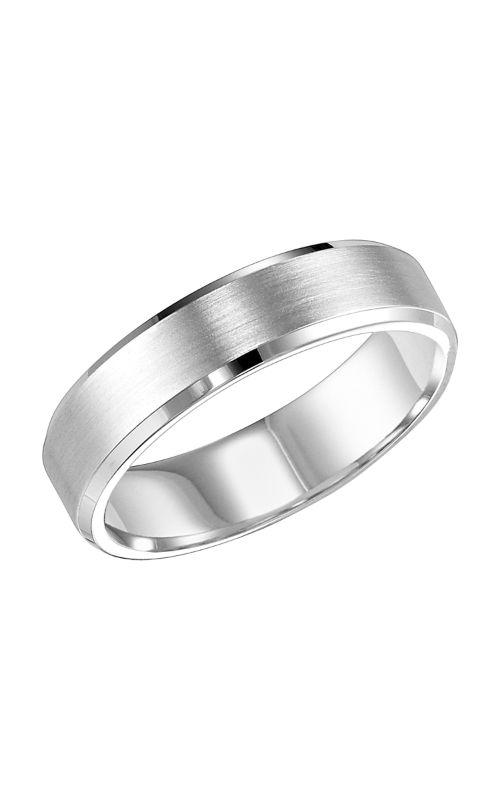 Goldman Engraved Wedding Band 11-7243W6-G product image