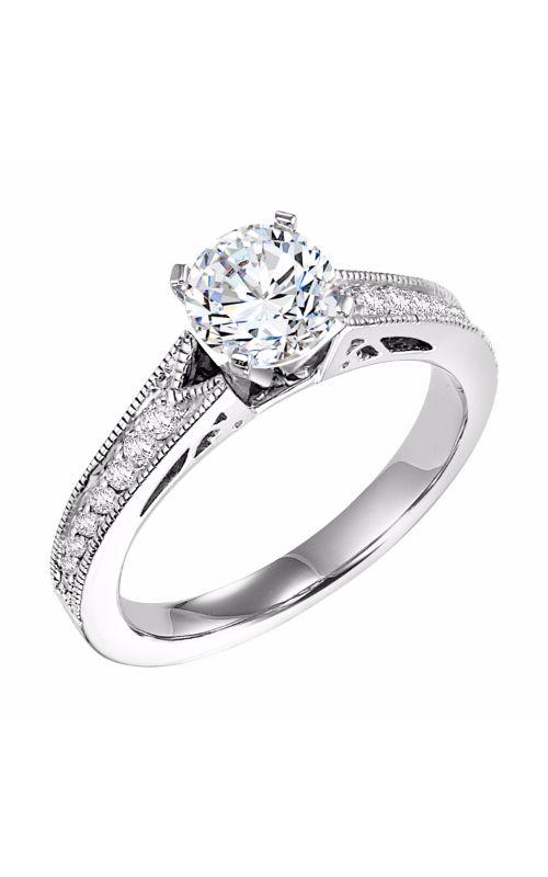 Goldman Vintage Engagement Ring 31-534ERW-E product image