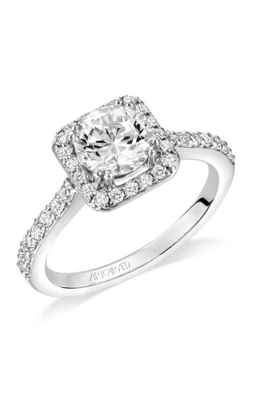 Goldman Contemporary Engagement Ring 31-567ERW-E product image