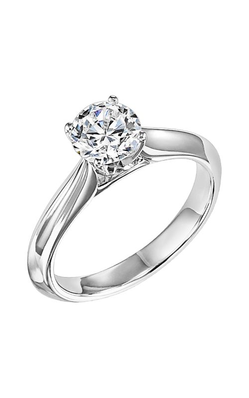 Goldman White Gold - A Engagement Ring 31-585ERW-E product image