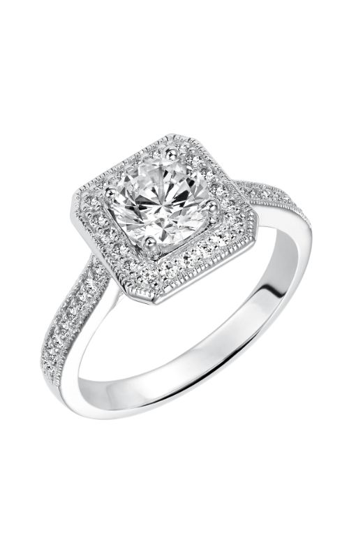 Goldman White Gold - A Engagement Ring 31-600ERW-E product image
