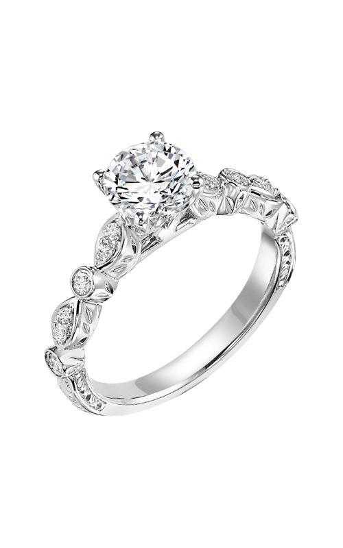 Goldman Vintage Engagement Ring 31-633ERW-E product image