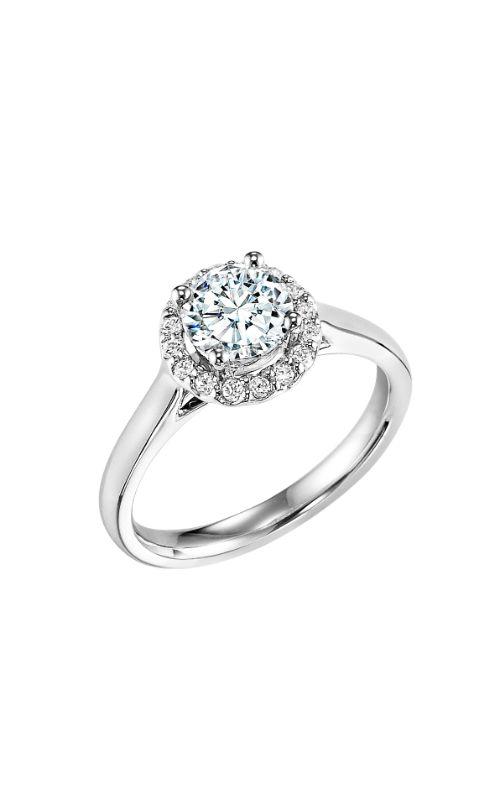 Goldman White Gold - A Engagement Ring 31-650ERW-E product image