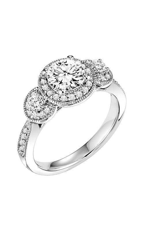Goldman White Gold - A Engagement Ring 31-657ERW-E product image