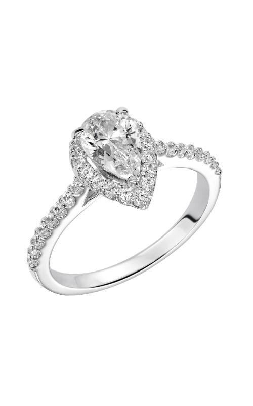 Goldman White Gold - A Engagement Ring 31-799EPW-E product image