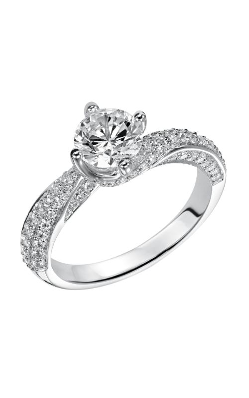 Goldman Vintage Engagement Ring 31-712ERW-E product image