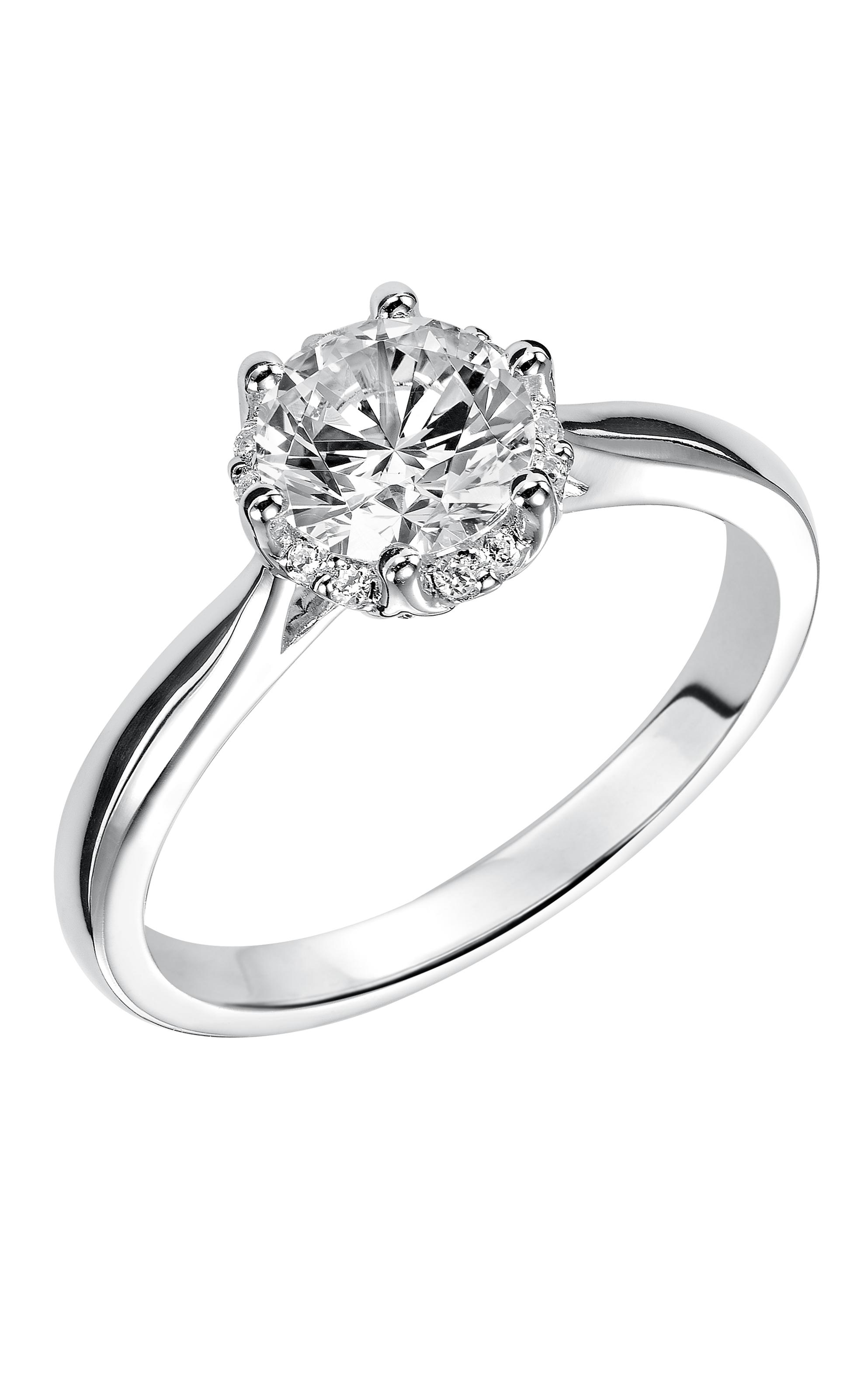 Goldman White Gold - A Engagement Ring 31-730ERW-E product image