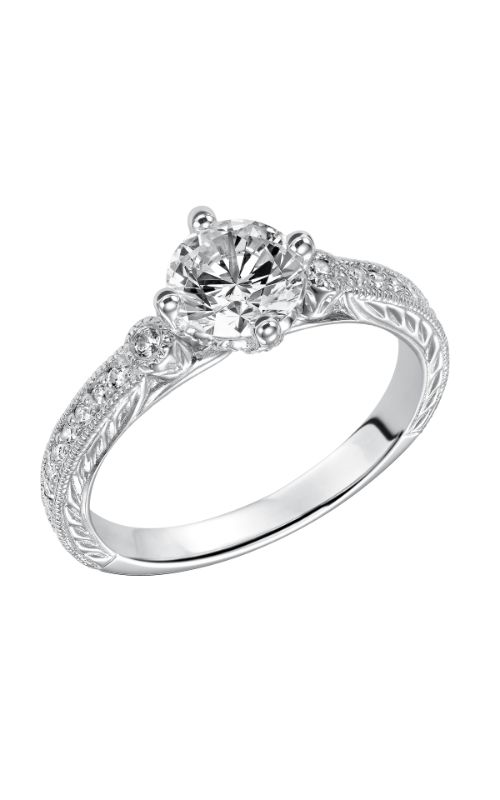 Goldman Contemporary Engagement Ring 31-787ERW-E product image