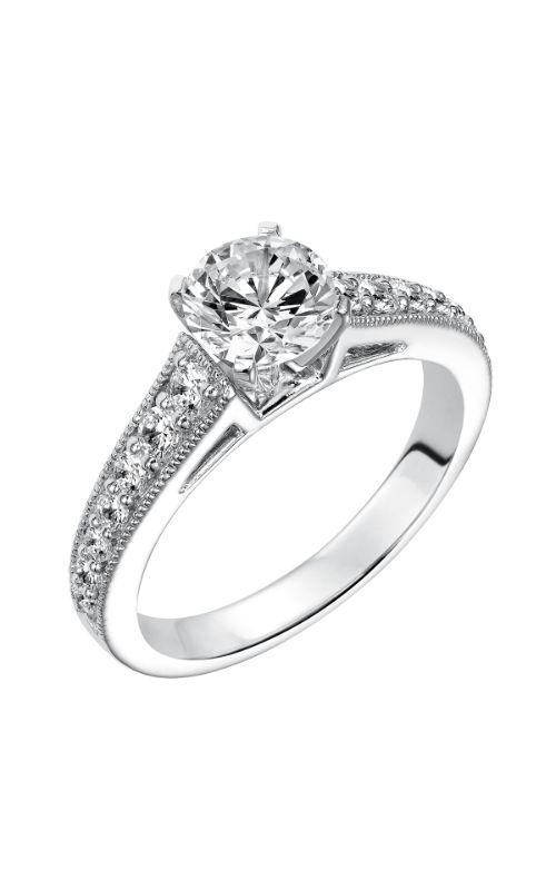 Goldman Vintage Engagement Ring 31-821ERW-E product image