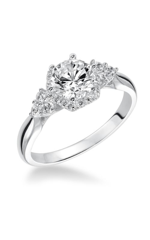 Goldman Vintage Engagement Ring 31-881ERW-E product image
