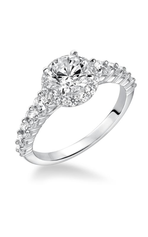 Goldman Contemporary Engagement Ring 31-897ERW-E product image