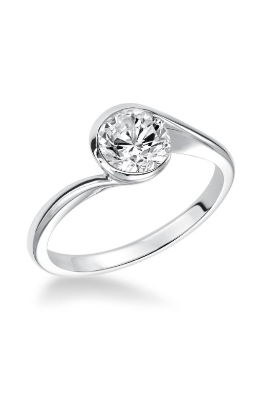 Goldman Contemporary Engagement Ring 31-904ERW-E product image