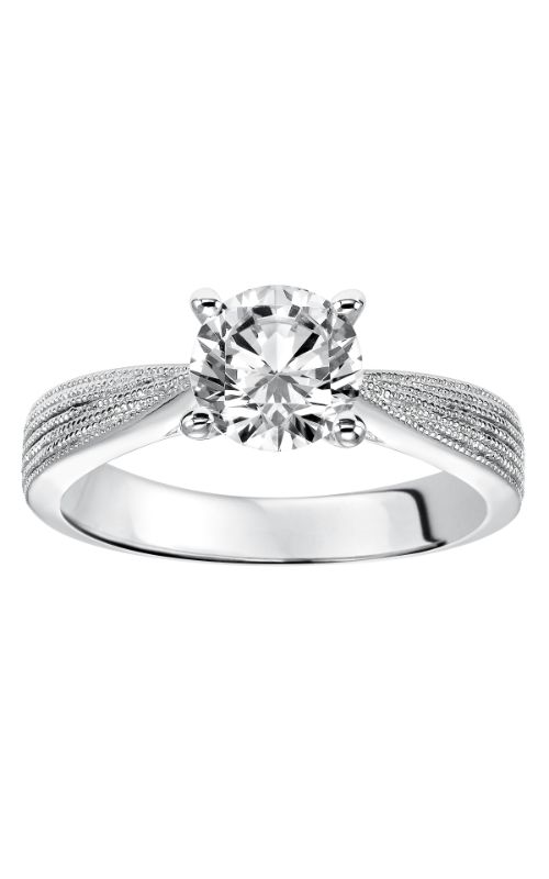Goldman Contemporary Engagement Ring 31-912FRW-E product image