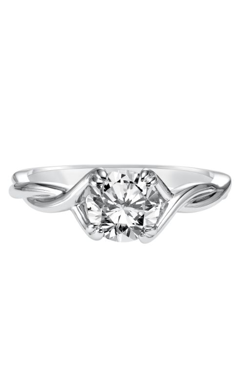 Goldman Contemporary Engagement Ring 31-913ERW-E product image