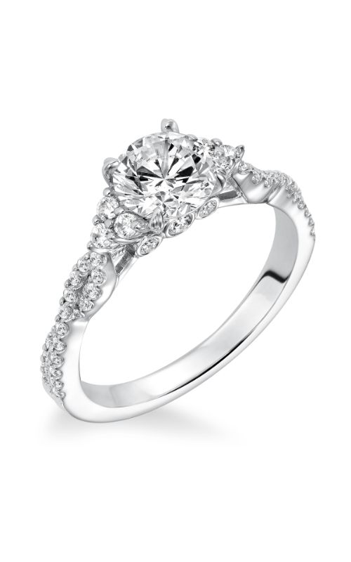 Goldman Cluster - A Engagement Ring 31-918ERW-E product image