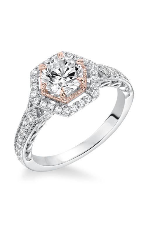 Goldman Vintage Engagement Ring 31-925ERR-E product image