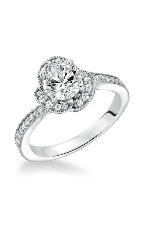 Goldman Halo - A Engagement Ring 31-926ERW-E product image