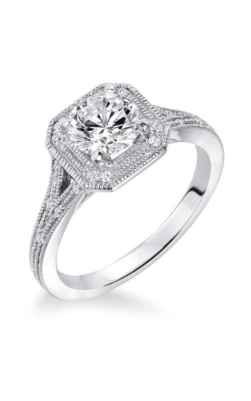 Goldman Vintage Engagement Ring 31-930ERW-E product image