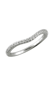 Goldman Contemporary Wedding Band 31-890FRW-L product image