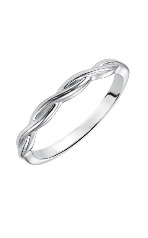 Goldman Contemporary Wedding Band 31-913W-L product image