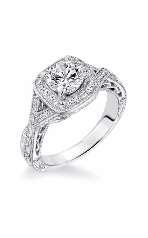 Goldman Vintage Engagement Ring 31-978ERW-E product image