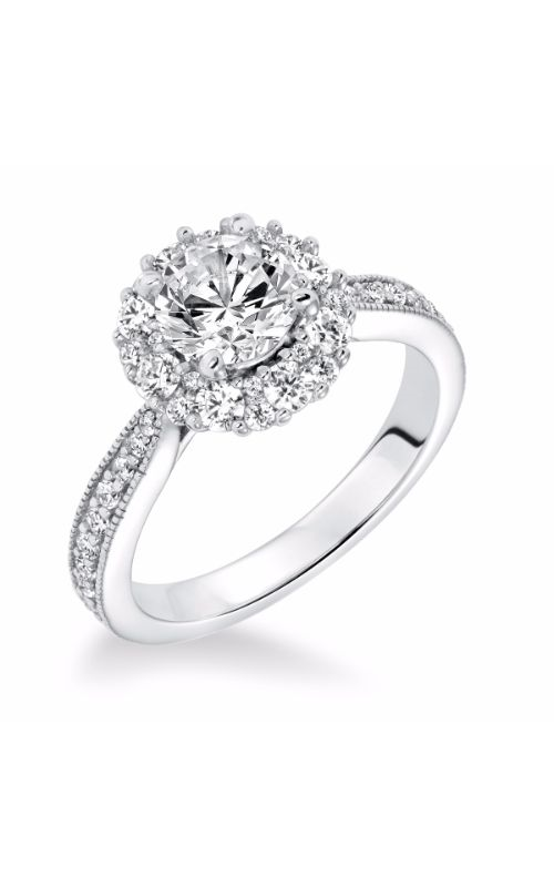 Goldman Vintage Engagement Ring 31-982ERW-E product image