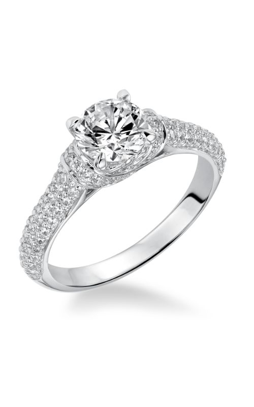 Goldman Contemporary Engagement Ring 31-885ERW-E product image