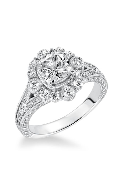 Goldman Vintage Engagement Ring 31-974FUW-E product image