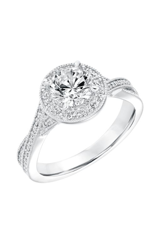 Goldman Contemporary Engagement Ring 31-11004ERW-E product image