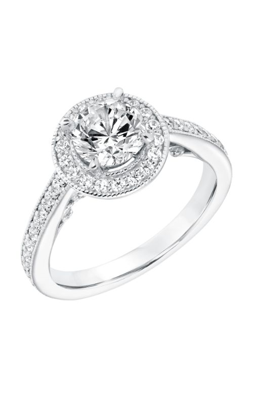 Goldman Vintage Engagement Ring 31-11006ERW-E product image