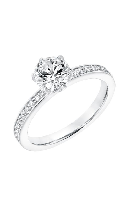 Goldman Contemporary Engagement Ring 31-11010ERW-E product image