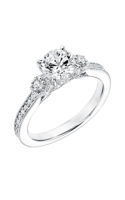 Goldman Vintage Engagement Ring 31-11013ERW-E product image