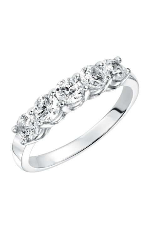Goldman Diamond White Gold Wedding Band 33-20C4W-L product image
