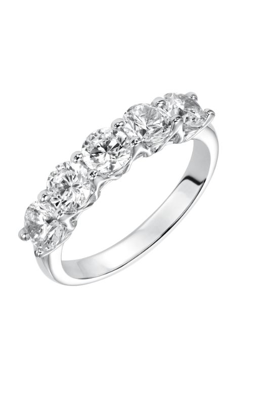 Goldman Diamond White Gold Wedding Band 33-30C4W-L product image