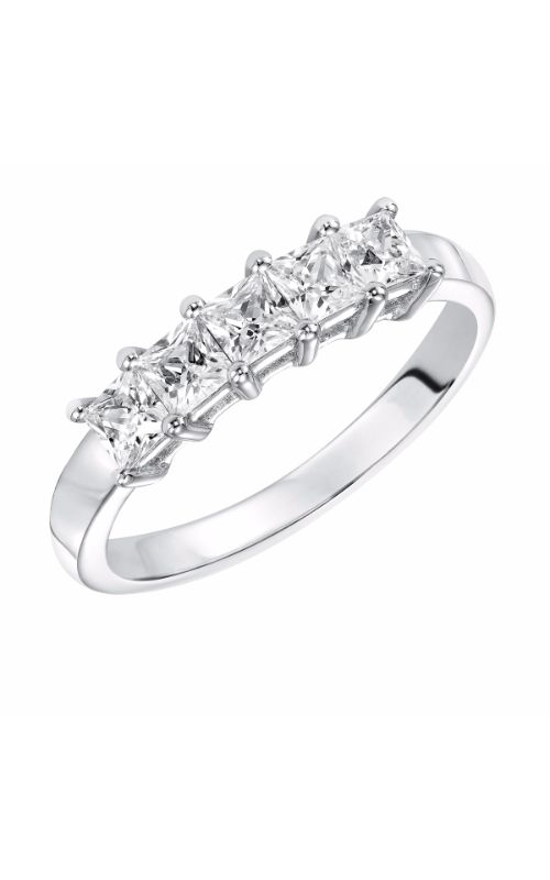 Goldman Diamond White Gold Wedding Band 33-40E4W-L product image