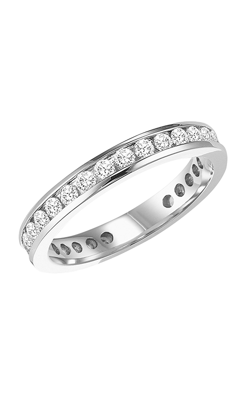 Goldman Diamond White Gold Wedding Band 33-50C4W65-L product image