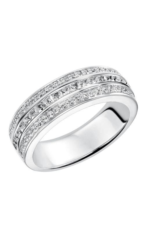 Goldman Contemporary Wedding Band 33-9100W-L product image