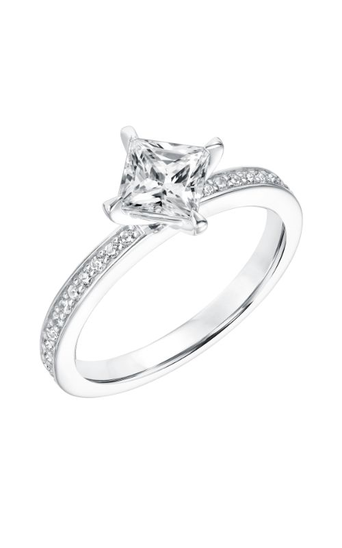 Goldman Contemporary Engagement Ring 31-11009ECW-E product image