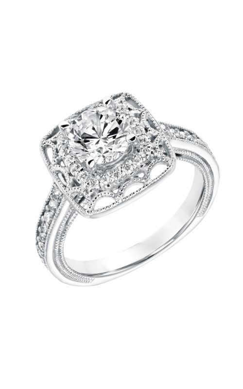 Goldman Vintage Engagement Ring 31-11015ERW-E product image