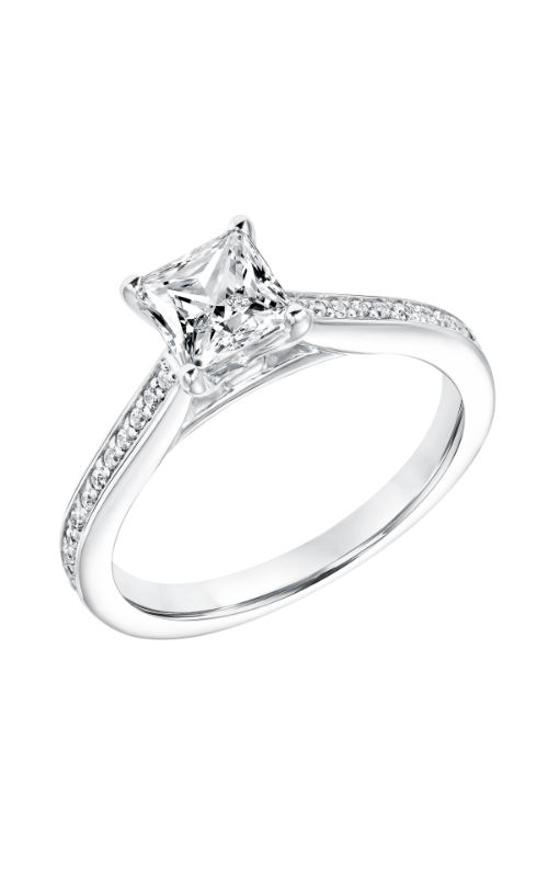 Goldman Contemporary Engagement Ring 31-11018ECW-E product image