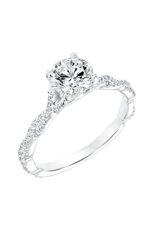 Goldman Contemporary Engagement Ring 31-11020ERW-E product image