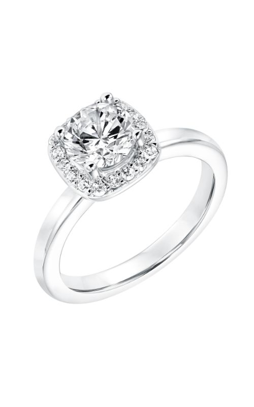 Goldman Contemporary Engagement Ring 31-11028ERW-E product image