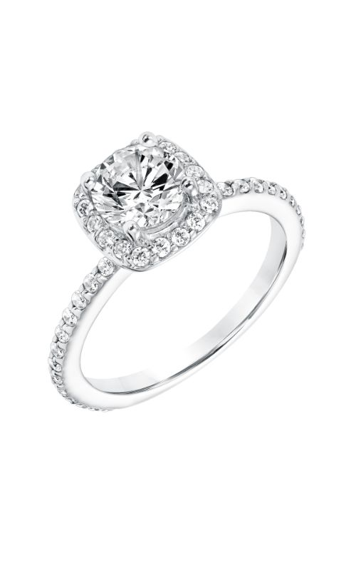Goldman Contemporary Engagement Ring 31-11030ERW-E product image
