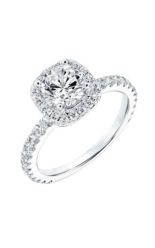 Goldman Contemporary Engagement Ring 31-11031ERW-E product image