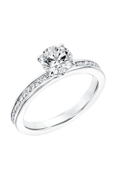 Goldman Contemporary Engagement Ring 31-11036ERW-E product image