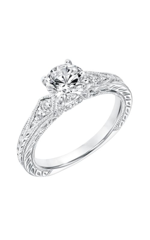 Goldman Vintage Engagement Ring 31-11037ERW-E product image